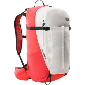 The North Face Alamere 36 Rucksack vintage white/horizon red